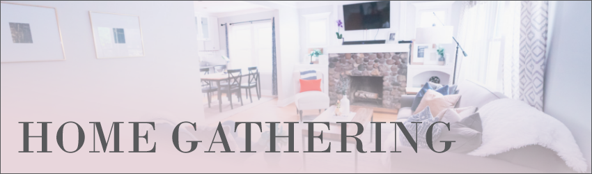 Home Gathering with Heather Margiotta